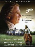 Sally Hemings: An American Scandal/Gore Vidal's: Lincoln/The Women Of Camelot