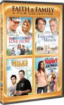 Faith & Family: 4 Film Collection