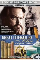 Great Literature On Film - Adventure Classics