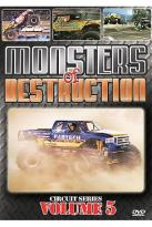 Monster Of Destruction, Vol. 5: Monster Trucks