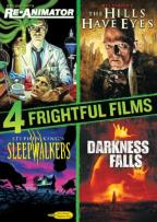 4 Frightful Films: Re-Animator/The Hills Have Eyes/Sleepwalkers/Darkness Falls
