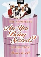 Are You Being Served? - The Complete Collection Series 6-10