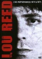 Lou Reed: Live Performances 1972