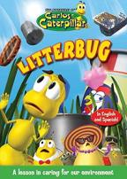 Carlos Caterpillar Vol. 4: Litterbug - Care Of The Environment