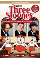 New Three Stooges - Complete Cartoon Collection