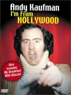 Andy Kaufman: I'm From Hollywood/ My Breakfast With Blassie