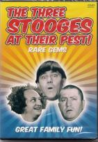 Three Stooges at Their Pest: Rare Gems