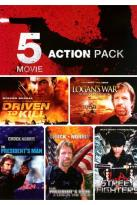 5 Movie Action Pack, Vol. 5