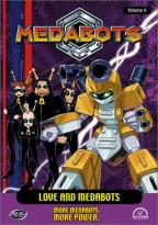 Medabots Vol. 8: Love And Medabots