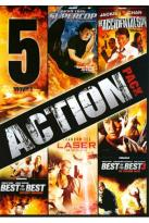 5 Movie Action Pack, Vol. 6