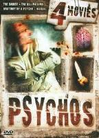 Psychos - Four Movies On Two DVDS