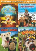 Canine Capers: The Gold Retrievers/Cop Dog/Karate Dog/Chilly Dogs