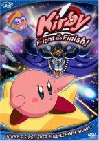 Kirby - Fright To The Finish!