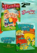 3 Little Pigs: The Movie/Pumper Pups, Vol. 1