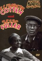 Masters of the Country Blues - Jesse Fuller/Elizabeth Cotten