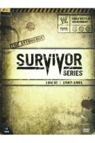 WWE: Survivor Series Anthology, Vol. 1 - 1987 - 1991