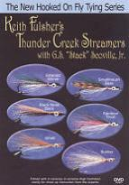 Keith Fulsher's Thunder Creek Streamers