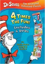 Dr. Seuss' Animated Televised Classics 4-Pack