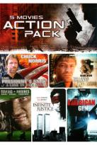 5 Movie Action Pack, Vol. 7