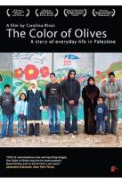 Color of Olives