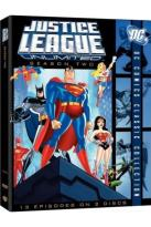 Justice League Unlimited - The Complete Second Season