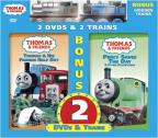 Thomas & Friends - Thomas & Friends Help Out/Percy Saves The Day