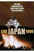 Jeff Beck/Jennifer Batten/Randy Hope-Taylor/Steve Alexander: Japan Live 1999