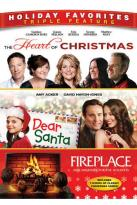 Heart of Christmas/Dear Santa/Fireplace