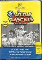 Little Rascals - Volume 1 & 2: Collector's Edition