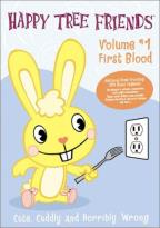 Happy Tree Friends - Vol. 1: First Blood