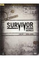 WWE: Survivor Series Anthology, Vol. 2 - 1992 - 1996