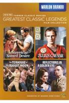 TCM Greatest Classic Legends Collection: Marlon Brando