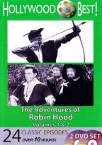 Hollywood Best!: The Adventures of Robin Hood, Vols. 1 & 2