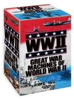 Great War Machines Of World War II