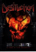 Destruction - Live Discharge: 20 Years Of Total Destruction