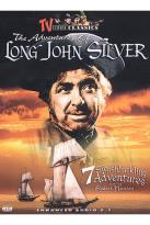 Adventures Of Long John Silver - 7 Swashbuckling Adventures