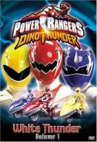 Power Rangers - Dino Thunder Vol. 3: White Thunder