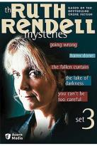Ruth Rendell Mysteries - Set 3
