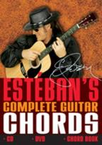 Esteban's Complete Guitar Chords