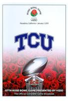 97th Rose Bowl Game: TCU vs. Wisconsin