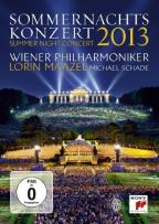 Summer Night Concert: 2013