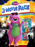 Barney: 3-Movie Pack - The Land of Make Believe/Let's Make Music/Night Before Christmas