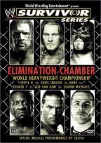 WWE - Survivor Series 2002