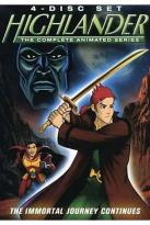 Highlander: The Series - The Complete Animated Series