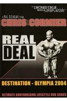Chris Cormier - Real Deal Bodybuilding