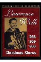 Lawrence Welk: Christmas Shows 1958, 1959, 1966