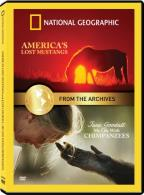 National Geographic: America's Lost Mustangs/Jane Goodall: My Life With Chimpanzees