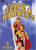 Adventures Of Ozzie And Harriet - 5 Episodes