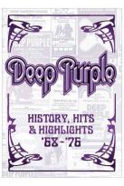 Deep Purple - History, Hits & Highlights 1968-1976
