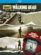 Walking Dead: Season 1-3